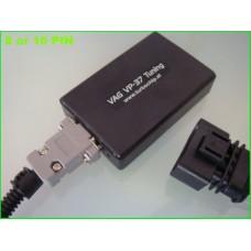 Chip tuning box Ford Galaxy 1.9 TDI 110Hp RP