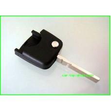 Flip key blank and housing + flip key mechanism HAA
