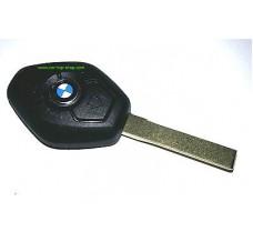 3-button key repair key blank BMW  diamond