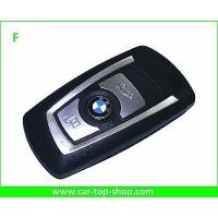 3-button key housing for BMW F series smart key silver