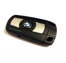 Smartkey 3-button key housing, BMW E_ also keyless