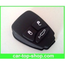 3-buttons rubber small Chrysler Jeep Dodge keypad -G