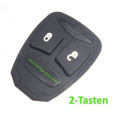 2-buttons rubber Jeep Chrysler Dodge key pad