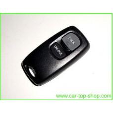 2-buttons key housing for Ford Ranger / Mazda 3 6 BT50