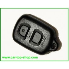 Toyota remote housing 2 button type A