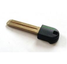 Emercency key blank for Toyota Smartkey type 18A