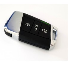 VW Passat B8 3G Smartkey key housing + emercency key blank