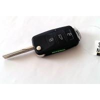 VW Klappschlüssel Gehäuse 3-Tasten