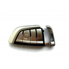 4-button key housing f. BMW X5 F15 X6 F16 Smartkey  M