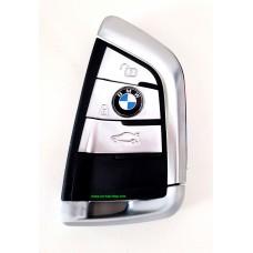 BMW G Smartkey Schlüssel-Gehäuse 3 Tasten G30 G11 5er X5 X6 F16 Chrom M